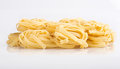 Tagliatelle Stock Photo