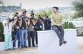 Tahar rahim attends the jury un certain regard photocall during the th annual cannes film festival on may in cannes france Stock Photo