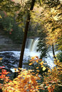 Tahquamenon Falls Royalty Free Stock Photo