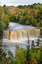 Tahquamenon Falls Royalty Free Stock Photo