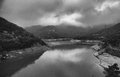 Tai tam reservoir hong kong it is one of the beautiful reservoirs in Stock Photography