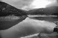 Tai tam reservoir hong kong it is one of the reservoirs in Royalty Free Stock Photo