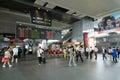 Taichung high speed train station in taiwan july rail taipei platform july s railway has become the Stock Photos