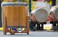Taiko Drums Stock Image