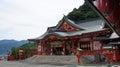 Taikodani Inari Shrine in Tsuwano Royalty Free Stock Photo