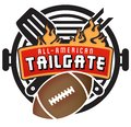 Tailgate Party Invitation Logo Art Royalty Free Stock Photo