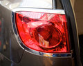 Taillight Royalty Free Stock Photos