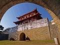 Tainan Historic City South Gate Royalty Free Stock Photo