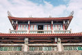TAINAN, TAIWAN - APR 19 : Chihkan Tower, Fort Proventia on April Royalty Free Stock Photo