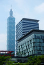 Taipei 101 Royalty Free Stock Photo