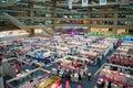 Taipei International Convention Center Royalty Free Stock Photo