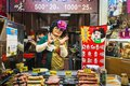 Taipei Night Market Royalty Free Stock Photo