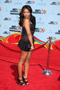 Taira bet awards arriving at the at the shrine auditorium in los angeles ca on june Royalty Free Stock Images