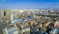 Taiyuan overview shanxi china Royalty Free Stock Photo