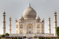 Taj Mahal in Agra India Royalty Free Stock Photo
