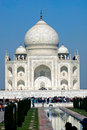 Taj Mahal.India Stock Image