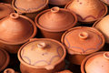 Tajine pots Royalty Free Stock Photography