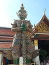 Tajlandia statua Zdjęcie Royalty Free