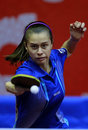 Takahashi bruna bra at the ittf world junior table tennis championships dec dec rabat mar Stock Photos
