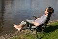 Take a break Royalty Free Stock Photo