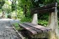 Take a rest at Bangkok Thailand Royalty Free Stock Photo
