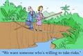 Tomar riesgos