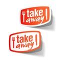 Takeaway labels