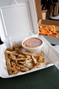 Takeout Food Royalty Free Stock Photo
