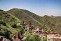 Takht-i-Bhai Parthian archaeological site and Buddhist monastery Pakistan Royalty Free Stock Photo