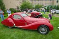 Talbot lago t c hershey pa june teardrop coupe stands on display at the elegance at hershey on june produced of these cars Royalty Free Stock Photo