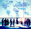 Talent Expertise Genius Skills Professional Concept Royalty Free Stock Photo