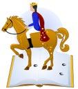 Příběhy kniha na koni jeho kůň