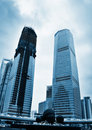 Tall buildings Stock Image