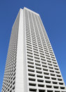 Tall Concrete Building Royalty Free Stock Photo