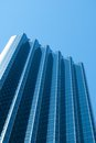 Tall Glass building Royalty Free Stock Photo