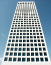 Tall office building Royalty Free Stock Photo
