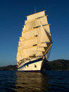 Tall sail ship Stock Photos