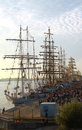 The tall ships races after ten years magnificent event returns to riga for four days you will have a chance to see more than a Stock Images