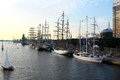 The tall ships races after ten years magnificent event returns to riga for four days you will have a chance to see more than a Stock Photo
