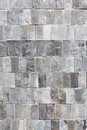 Tall shot of uneven marble tiles Royalty Free Stock Photos