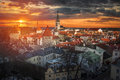 Tallinn - the capital of Estonia Royalty Free Stock Photo