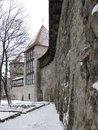 Tallinn castle Royalty Free Stock Image