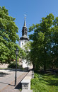 Tallinn Estonia Capital Eesti Royalty Free Stock Photo