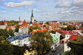 Tallinn, Estonia. Royalty Free Stock Photo