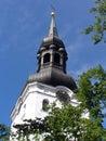 Tallinn, Estonia old town Stock Images