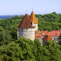 Tallinn old town Royalty Free Stock Photo