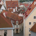 Tallinn view Royalty Free Stock Photos