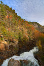 Tallulah Gorge Royalty Free Stock Images