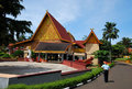Taman Mini Indonesia Indah Royalty Free Stock Image