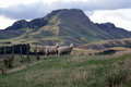 Tamata Peak, Hawkes Bay, New Zealand. Royalty Free Stock Photos